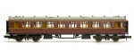 Dapol 2P-000-003 Collett Coach BR Maroon Composite W7032